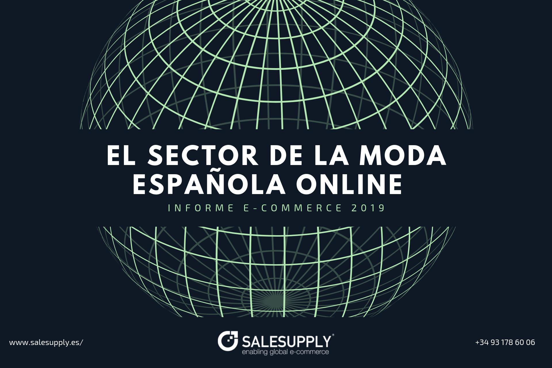 best website e650e c43c4 Informe 2019: El sector de la moda española online